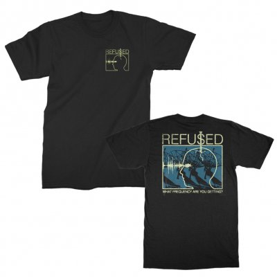 Refused - Frequency | T-Shirt
