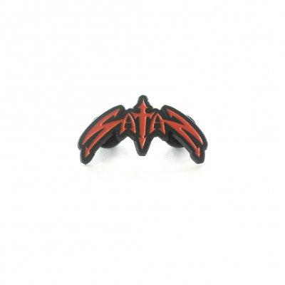 Satan - Classic Logo | Enamel Pin