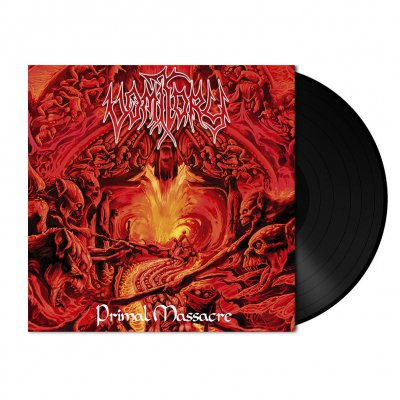 Primal Massacre | 180g Black Vinyl