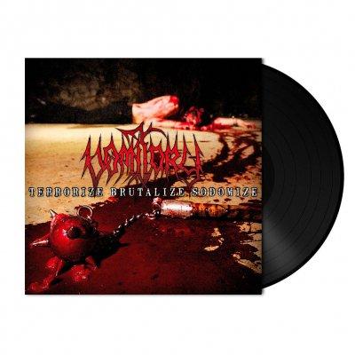 Terrorize Brutalize Sodomize | 180g Black Vinyl
