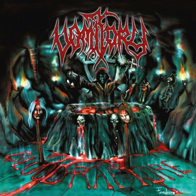 Vomitory - Blood Rapture | CD