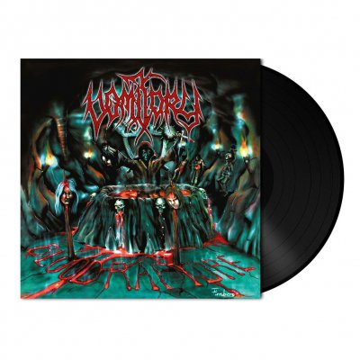 shop - Blood Rapture | 180g Black Vinyl