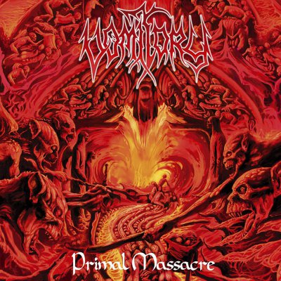 Primal Massacre | CD