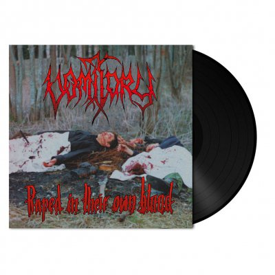 Raped In Their Own Blood | 180g Black Vinyl