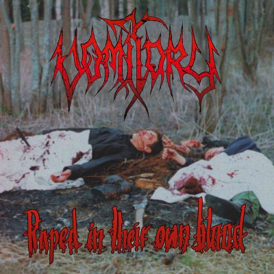 Vomitory - Raped In Their Own Blood | CD