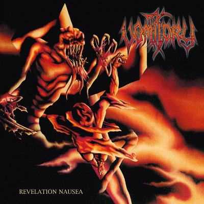 Vomitory - Revelation Nausea | CD