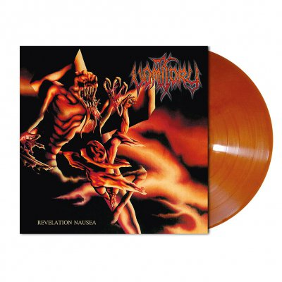 Revelation Nausea | Orange/Brown Marbled Vinyl