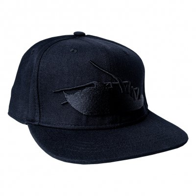 Black Out | Snapback Cap