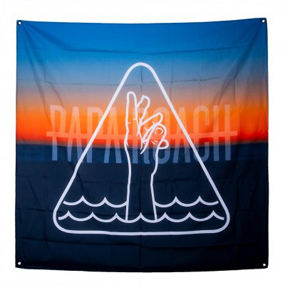 shop - Icon Sunset | Poster Flag