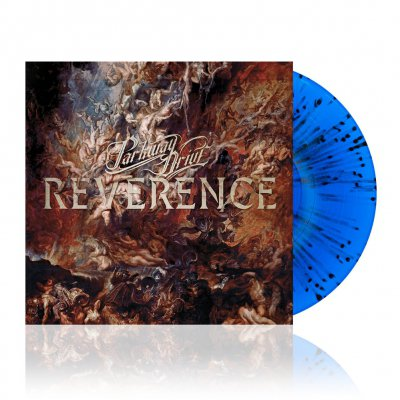 epitaph-records - Reverence | Trans Blue w/ Black Splatter Vinyl
