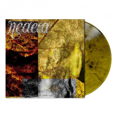 Neaera - The Rising Tide Of Oblivion | Yellow/Black Marbled