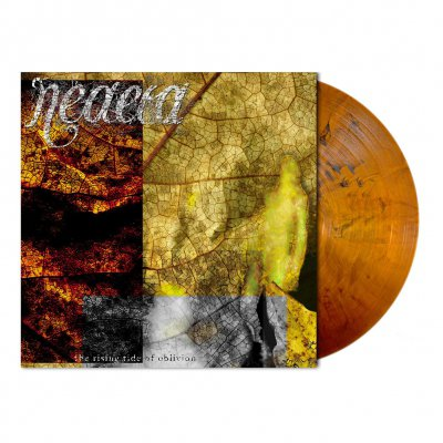 metal-blade - The Rising Tide Of Oblivion | Orange/Brown/Black M