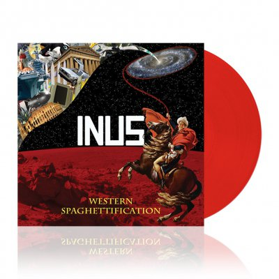 Inus - Western Spaghettification | Red Vinyl