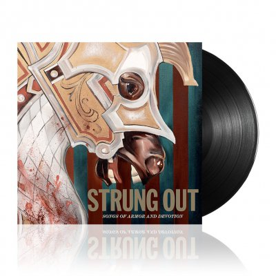Strung Out - Songs of Armor and Devotion | Black Vinyl