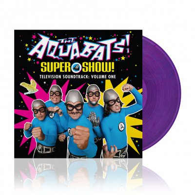 the-aquabats - Supershow Soundtrack: Volume One | Purple Vinyl