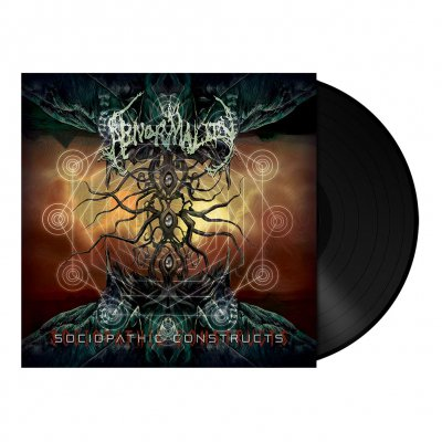 Sociopathic Constructs | 180g Black Vinyl