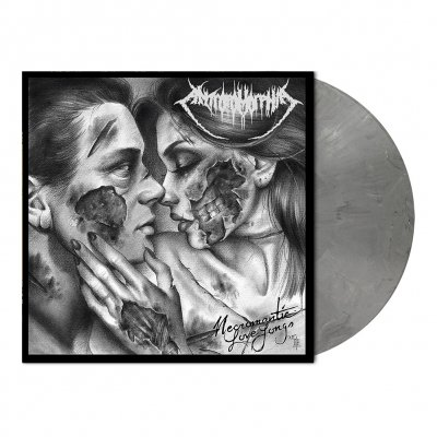 Antropomorphia - Necromantic Love Songs | Grey Marbled Vinyl