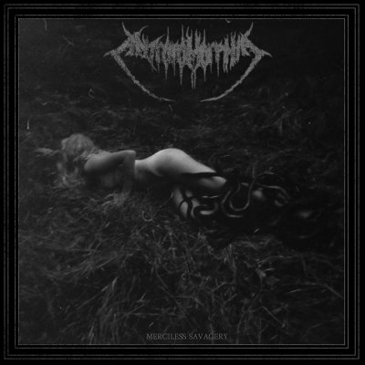 Antropomorphia - Merciless Savagery | DIGI CD