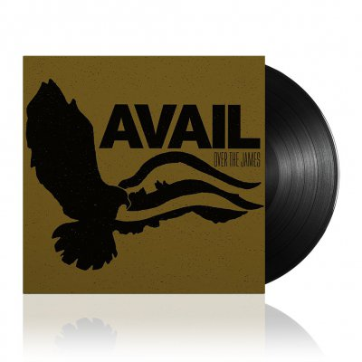 Avail - Over The James | Black Vinyl