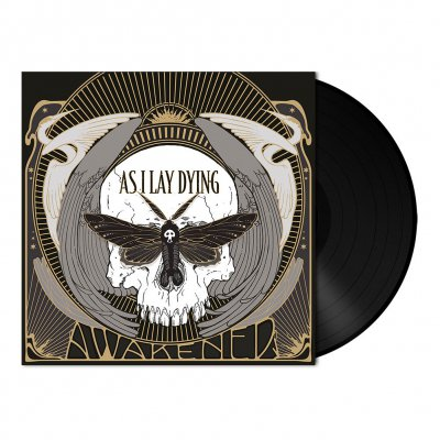 As I Lay Dying - Awakened | 180g Black Vinyl