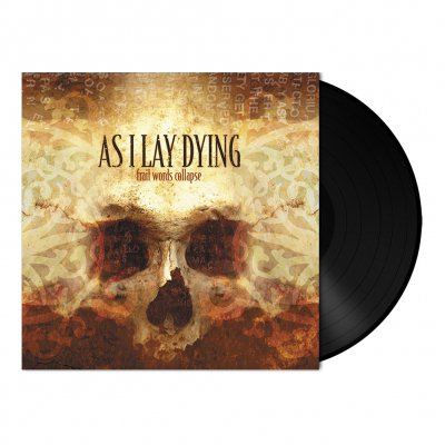 As I Lay Dying - Frail Words Collapse | 180g Black Vinyl
