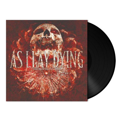 shop - The Powerless Rise | 180g Black Vinyl