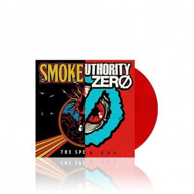 Authority Zero - A Blind Eye Split | Red 7 Inch