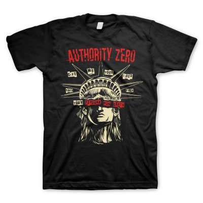 Authority Zero - Persona Non Grata | T-Shirt