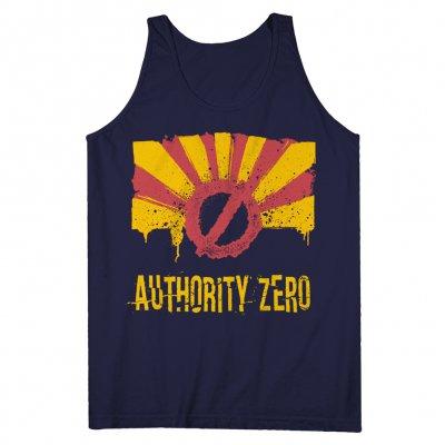 Authority Zero - Flag | Tank Top