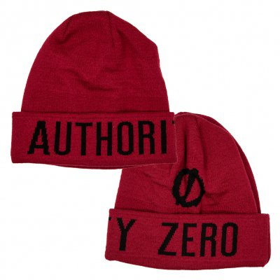 Authority Zero - Big Logo | Beanie