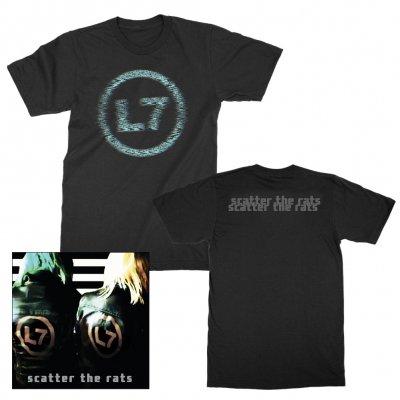 l7 - Scatter The Rats |CD Bundle