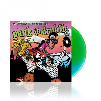 Various Artists - Punk In Drublic 2019 | TRQ w/ Donut 10 Inch