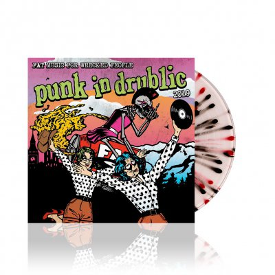 Various Artists - Punk In Drublic 2019 | CLR/SPLTTR 10 Inch