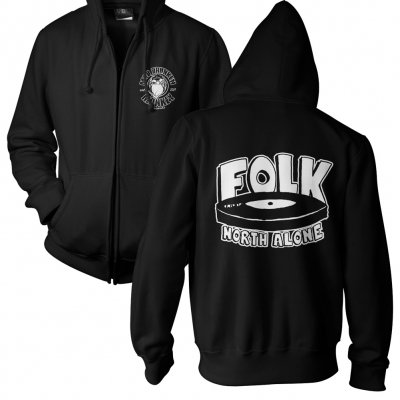 mad-drunken-monkey-records - North Alone Logo | Zip-Hood