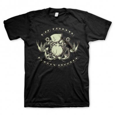 mad-drunken-monkey-records - Sailor Monkey  | T-Shirt