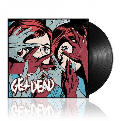 Get Dead - s/t | Black Vinyl