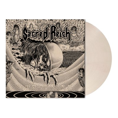 Sacred Reich - Awakening | Clear/Red Marbled Vinyl