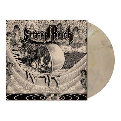 Sacred Reich - Awakening | Beige/Grey Marbled Vinyl