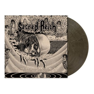 Sacred Reich - Awakening | Clear/Black Marbled Vinyl