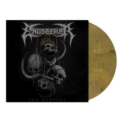 Endseeker - The Harvest | Dead Gold Marbled Vinyl