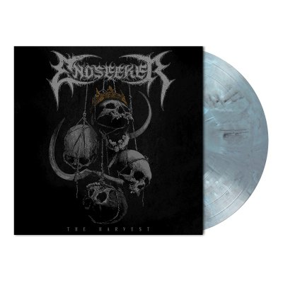metal-blade - The Harvest | Light Grey/Blue Marbled Vinyl
