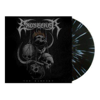 shop - The Harvest | Black/White Splatter Vinyl