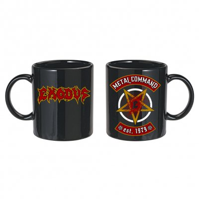 exodus - Metal Command | Mug