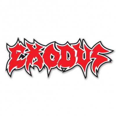 Exodus - Classic Logo | Enamel Pin