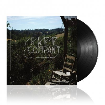 anti-records - Free Company | Black Vinyl
