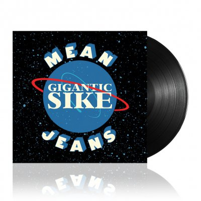 Mean Jeans - Gigantic Sike | Black Vinyl
