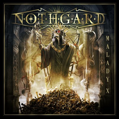 Nothgard - Malady X | DIGI CD