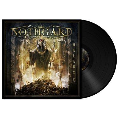 Nothgard - Malady X | 180g Black Vinyl