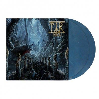 Hel | 2xTurquoise Blue Marbled Vinyl