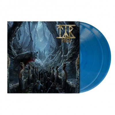 shop - Hel | 2xClear/Blue Marbled Vinyl